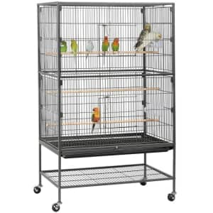 """Yaheetech 52"""" Bird Cage for $129"""