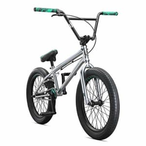 Mongoose Legion L500 Freestyle BMX Bike Line for Beginner-Level to Advanced Riders, Steel Frame, for $430