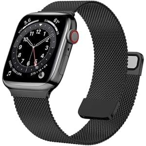 Ivandar Mesh Apple Watch Band for $5