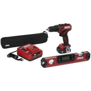 Skil 2-Tool 12V Power Tool Combo Kit for $44