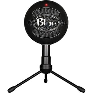 Blue Microphones Snowball iCE USB Microphone for $40