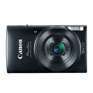Canon Cameras US 1084C001 Canon PowerShot ELPH 190 Digital Camera w/ 10x Optical Zoom and Image for $255