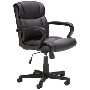 Amazon Basics Mid-Back Office Chair for $54
