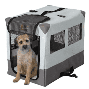 Midwest Canine Camper Sportable Crate from $57