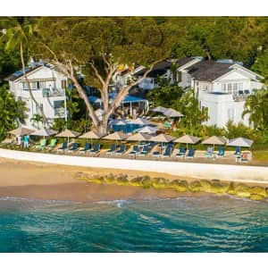 4-Night Ocean View Suite Stay at All-Inclusive Adults-Only Barbados Hotel through Oct. '22 at Travelzoo: from $1,399 for 2