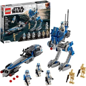 LEGO Star Wars 501st Legion Clone Troopers for $24