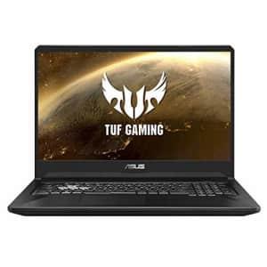 "ASUS - FX705DT 17.3"" Gaming Laptop - AMD Ryzen 7 - 8GB Memory - NVIDIA GeForce GTX 1650 - 512GB for $977"