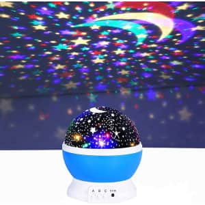 WDYS Kids' Starry Ceiling Night Light for $9