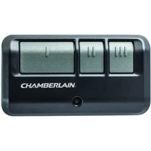 Chamberlain Group LiftMaster Garage Door Opener Remote for $28