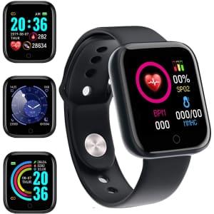 Emmawu Smart Watch for $20