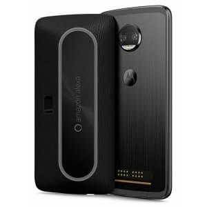 Motorola Moto Smart Speaker w/ Amazon Alexa for $15