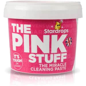 Stardrops The Pink Stuff The Miracle All Purpose Cleaning Paste for $7
