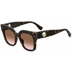 Sunglasses Fendi Ff 359 /G/S 0086 Dark Havana / M2 brown pink gradient lens for $157