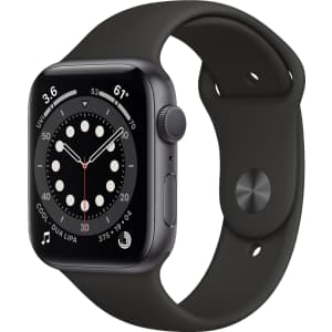 Apple Watch Series 6 44mm GPS Smartwatch for $290