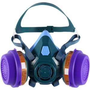 Holulo Safety Respirator Cover for $11