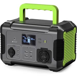 Paxcess 300W Portable Power Station for $200