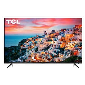 """TCL 55"""" Class 5-Series 4K UHD Dolby VISION HDR Roku Smart TV - 55S525 for $600"""
