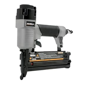 """NuMax SL31 Pneumatic 3-in-1 16-Gauge and 18-Gauge 2"""" Finish Nailer and Stapler Ergonomic and for $57"""