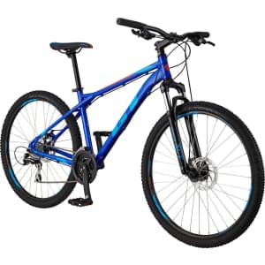 GT Men's Aggressor Pro Mountain Bike for $500