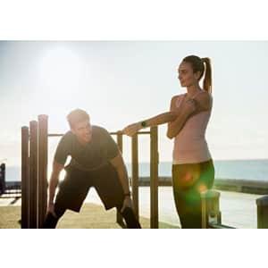Suunto 3 Fitness Tracker Sports Watch, Black for $199