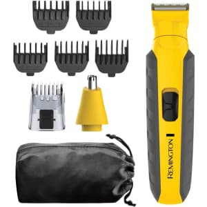 Remington Virtually Indestructible All-in-One Grooming Kit for $25