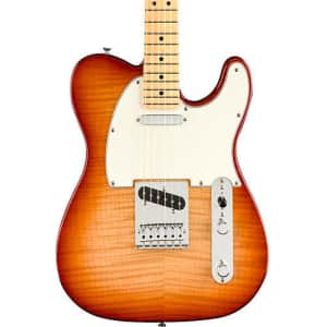 Fender Limited Edition Player Plus Top Telecaster for $600