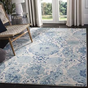 Safavieh Madison Collection MAD600E Boho Chic Glam Paisley Non-Shedding Stain Resistant Living Room for $99