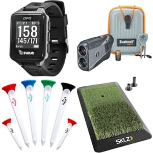 Golf Deals at eBay: from $5
