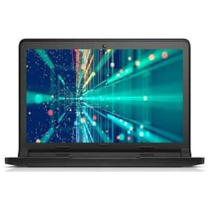 "Dell Intel Celeron 11.6"" Chromebook for $90"