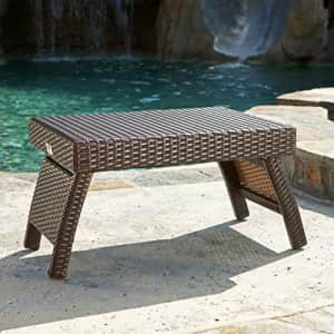 RST Outdoor RST Brands Lounger Side Table Patio Furniture for $132