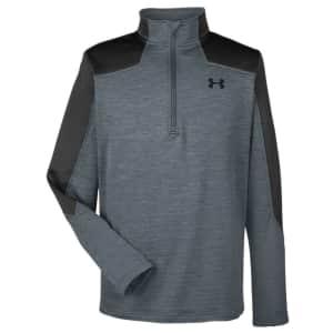 Under Armour Men's Expanse 1/4 Zip Jacket for $16