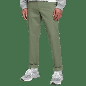 Gap Men's Slim Fit Modern Khaki Pants for $16