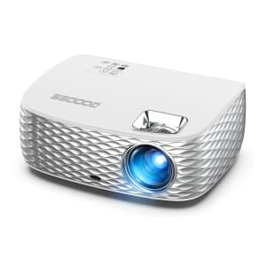 GooDee HD Video Projector for $240
