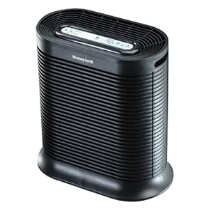 Honeywell HPA200 HEPA Air Purifier Large Room (310 sq. ft), Black for $155