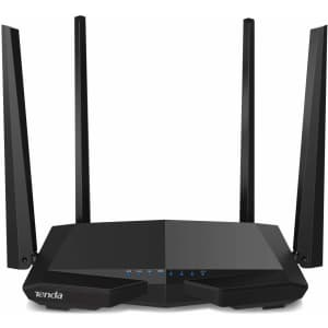 Tenda AC1200 Dual Band WiFi Router for $35