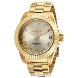 Invicta Men's Pro Diver Bracelet Watch for $69
