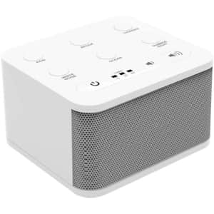 Big Red Rooster 6-Sound White Noise Machine for $23