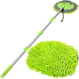 WillingHeart 2-in-1 Car Wash Mop for $11