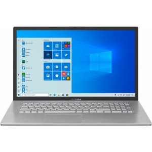 """Asus Vivobook 10th-Gen. i7 17.3"""" Laptop w/ 1TB SSD for $700 in cart"""