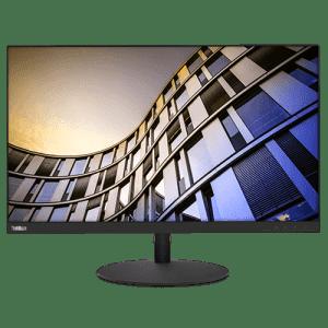 "Lenovo ThinkVision T27p-10 27"" 4K IPS LED USB-C Monitor for $314"