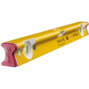 Stabila Inc. Stabila - R-Type Spirit Level 3 Vial 60cm (24in) - STBRTYPE60 for $85