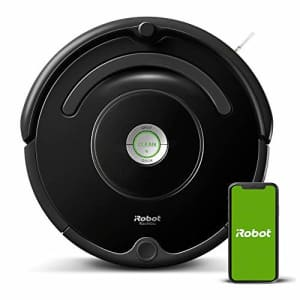 iRobot Roomba 675 Robot Vacuum-Wi-Fi Connectivity, Compatible with Alexa, Good for Pet Hair, for $200