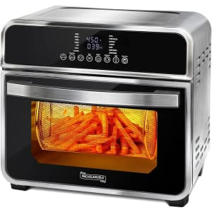 Michelangelo 16-Quart 1,600W Air Fryer Toaster Oven for $96