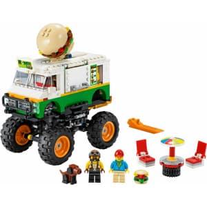 LEGO Creator 3-in-1 Monster Burger Truck for $40