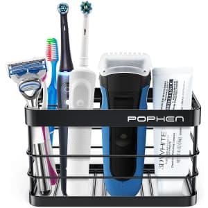 Pophen Toothbrush Holder for $6