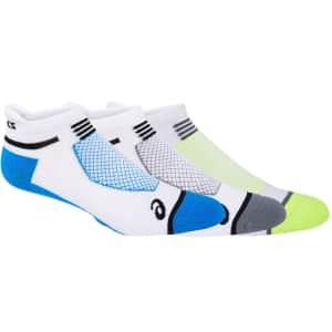 ASICS Socks Sale: Buy 1, Get 50% off 2nd