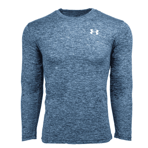 Under Armour Men's Gym Muscle Crew Shirt for $22
