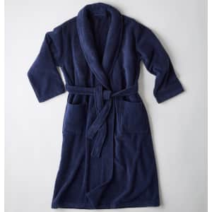 The Company Store Men's Turkish Cotton Robe for $63