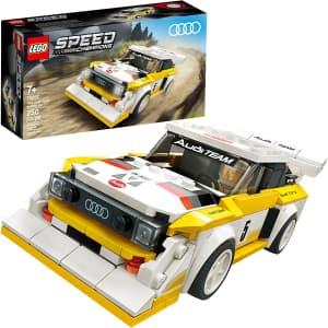 LEGO Speed Champions 1985 Audi Sport Quattro S1 for $16