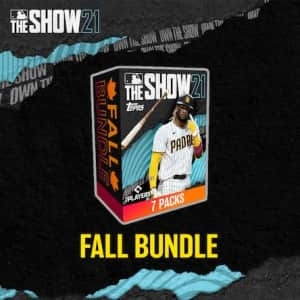 MLB The Show 21 Fall Bundle: Free for PS Plus members